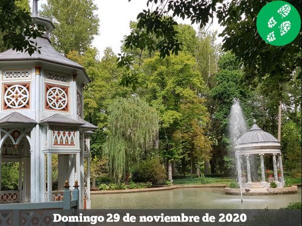 201129 - Jardines de Aranjuez