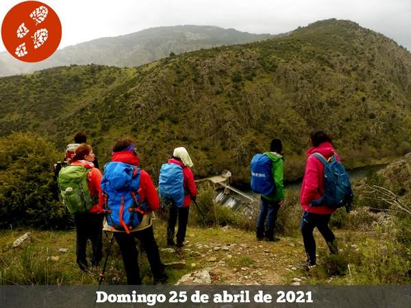 210425 - Cumbres del Atazar