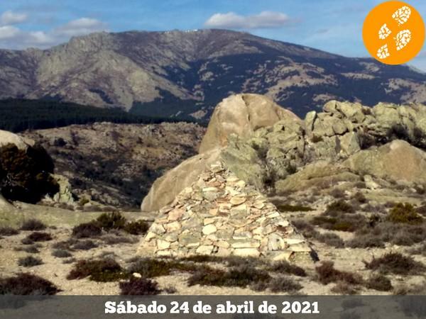 210424 - Las Pirámides de La Pedriza